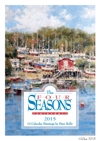 Art Calendar Maine : Four seasons wholesale stationery party invitations