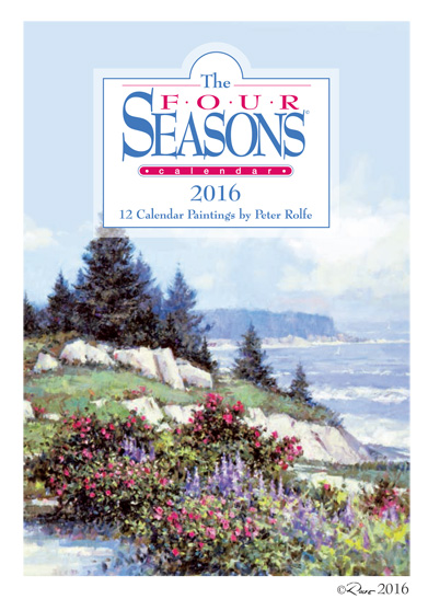 Calendar Art Peter Rolfe : Four seasons wholesale stationery party invitations